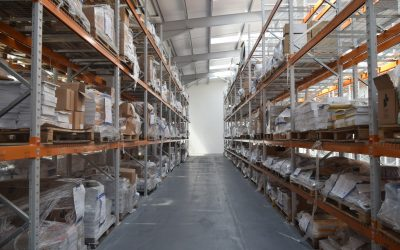 National Clean Up Day: How To Maintain A Clean And Organised Warehouse