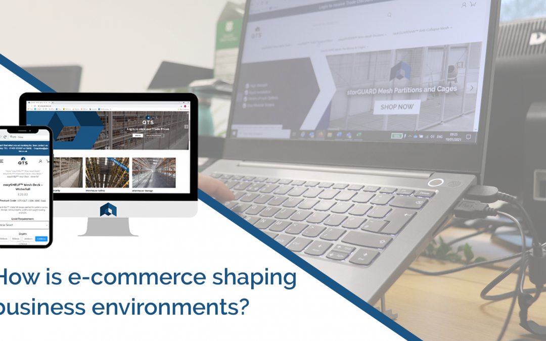 How the shift in consumer behaviour towards e-commerce is shaping our industry.